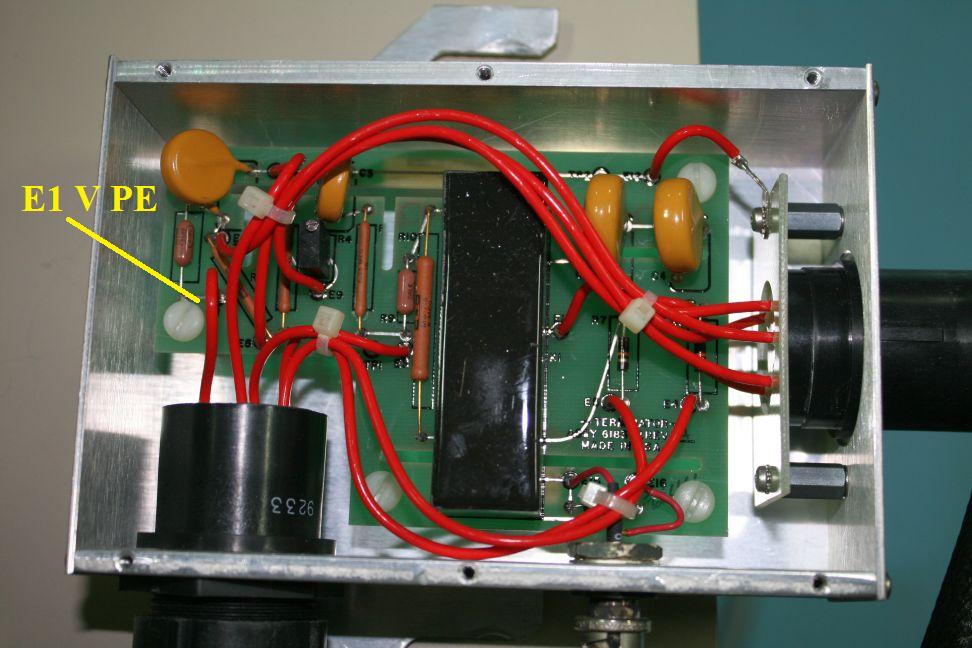 5600 SCA filter box E1 V PE