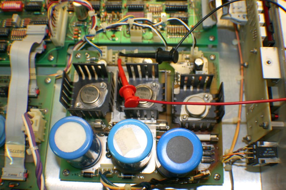 32-095 local power supply board +15V